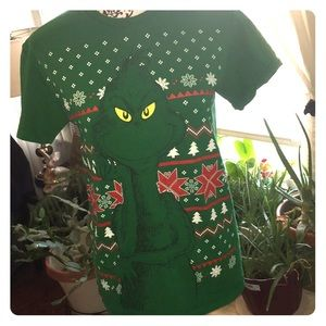 THE GRINCH ❤️CHRISTMAS SHIRT